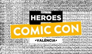Superhéroes Comic Con Valencia