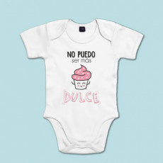 Body de algodón de manga corta/larga para bebé de varios colores