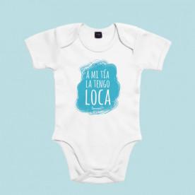 Body  bebé original, ideal para regalar a tu sobrin@, porque te tiene loquita de amor