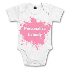Body personalizado para el más peque de la casa. Crea tu propio body!