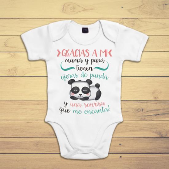Body de manga corta/larga para niño o niña de algodón. Elige tu color, blanco, rosa, azul o negro