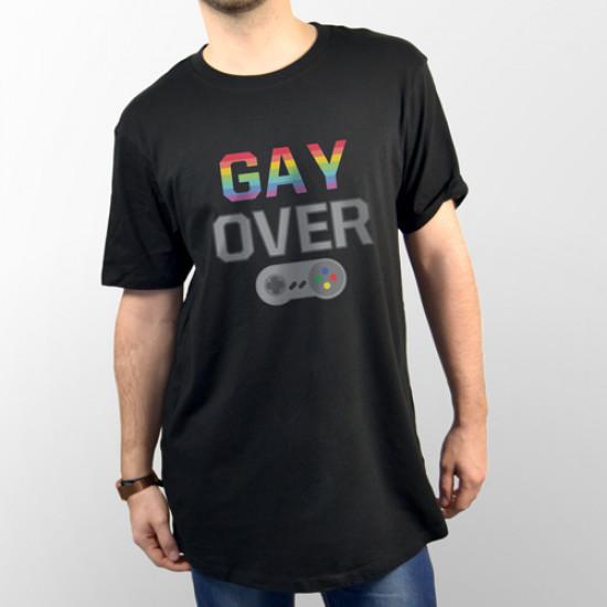 Camiseta manga corta unisex con frase divertida