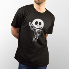 Camiseta para Halloween unisex de manga corta.