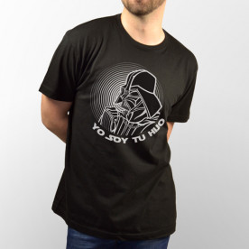 "Camiseta unisex Darh Vader con la frase ""Yo soy tu hijo"""