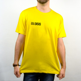 Camiseta amarilla de manga corta unisex de la serie Vis a Vis temporada 3 con Zulema de protagonista