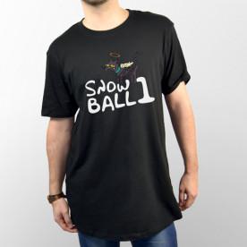 Camiseta unisex de Snowball 1 Simpson