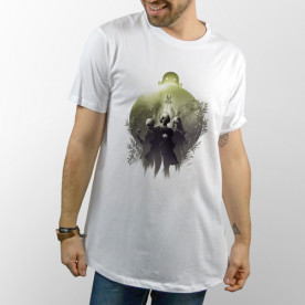 "Camiseta videojuego ""Nier"" de manga corta unisex"