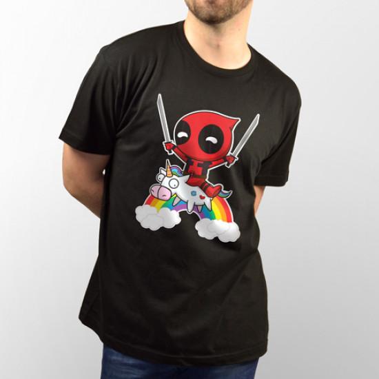 diseño exquisito gran selección de 2019 descuento especial de Camiseta Unisex DeadPool divertido - Supermolón - Camisetas ...