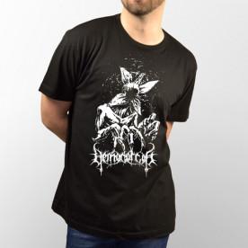Camiseta unisex de la serie Stranger Things con dibujo de Demogorgon
