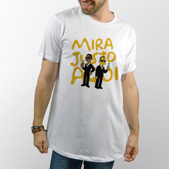 Camiseta unisex de Men in Black