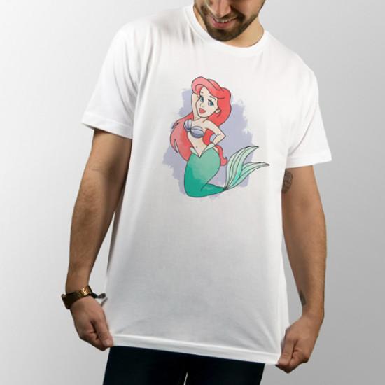 """Camiseta unisex de manga corta con dibujo de la princesa Disney """"Cenicienta"""""""