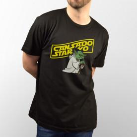 Camiseta unisex con dibujo de Yoda Star Wars