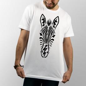 Camiseta unisex Zebra