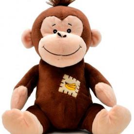 Mono de peluche de 22cm