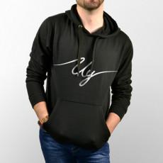 Sudadera sin capucha o con capucha unisex con logo del youtuber Uy Albert! en blanco