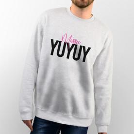 Sudadera con capucha o sin capucha unisex con diseño de Uy Albert
