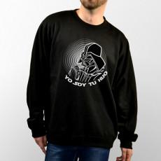 Sudadera unisex con dibujo de los personajes de Star Wars, la Guerra de las Galaxias.