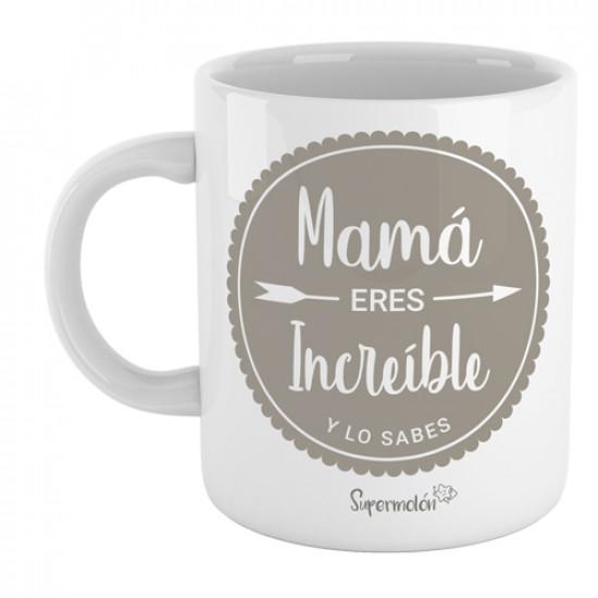 Taza para mamá para decirle lo increíble que es
