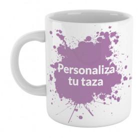 Taza cerámica personalizada para hacer un regalo original a esa persona tan especial.